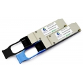 Optical Transceiver QSFP+ 40Gb/s 10KM 1271~1331nm LC